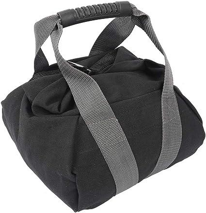 Portable Kettlebell Sandbag Kettle Bell Sand Bag Weight Workout X4Z7 Home R7N6