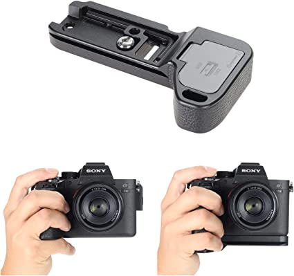 Wepoto Gp A74 Kamera Griff Schnellwechselplatte Für Kamera