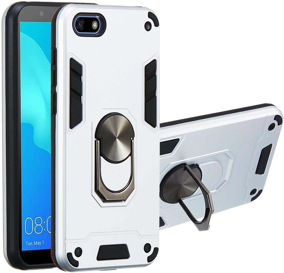 HICYCT Coque Honor 7S//Huawei Y5 Lite 2018//Huawei Y5 2018,/Étui graphique couleur 3D /Étui en PU Cuir Flip Coquille Couverture de Protection Portefeuille /à Stand Magnetique Etui Cover Housse