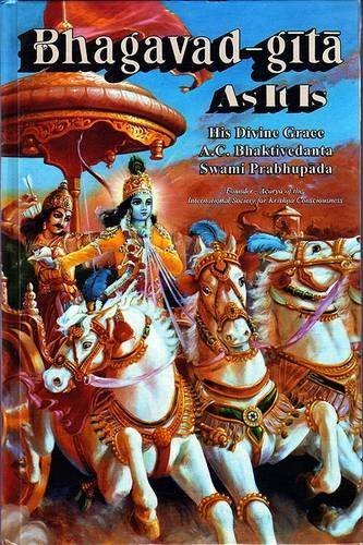 Download Bhagavad Gita as it is by Swami A.C. Bhaktivedanta Prabhupada (2008) Hardcover ebook