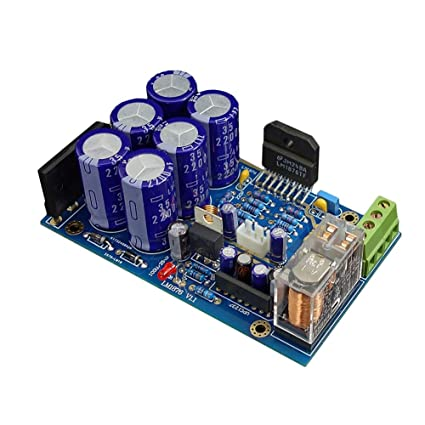 AIYIMA LM1876 Audio Amplifier 30Wx2 HiFi Dual Channel Stereo Power Amplificador DIY Kit Sound System Speaker