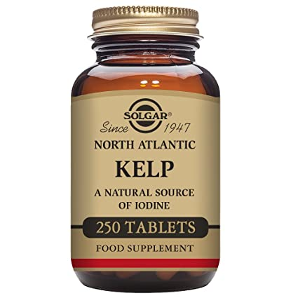 Solgar Kelp - 250 Tabletas
