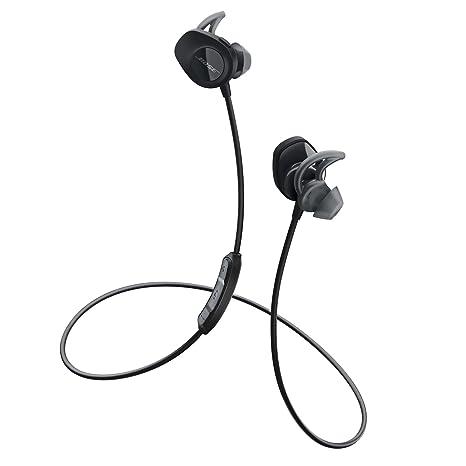 Bose Sound Sport Wireless Bluetooth Headphones   Black by Bose