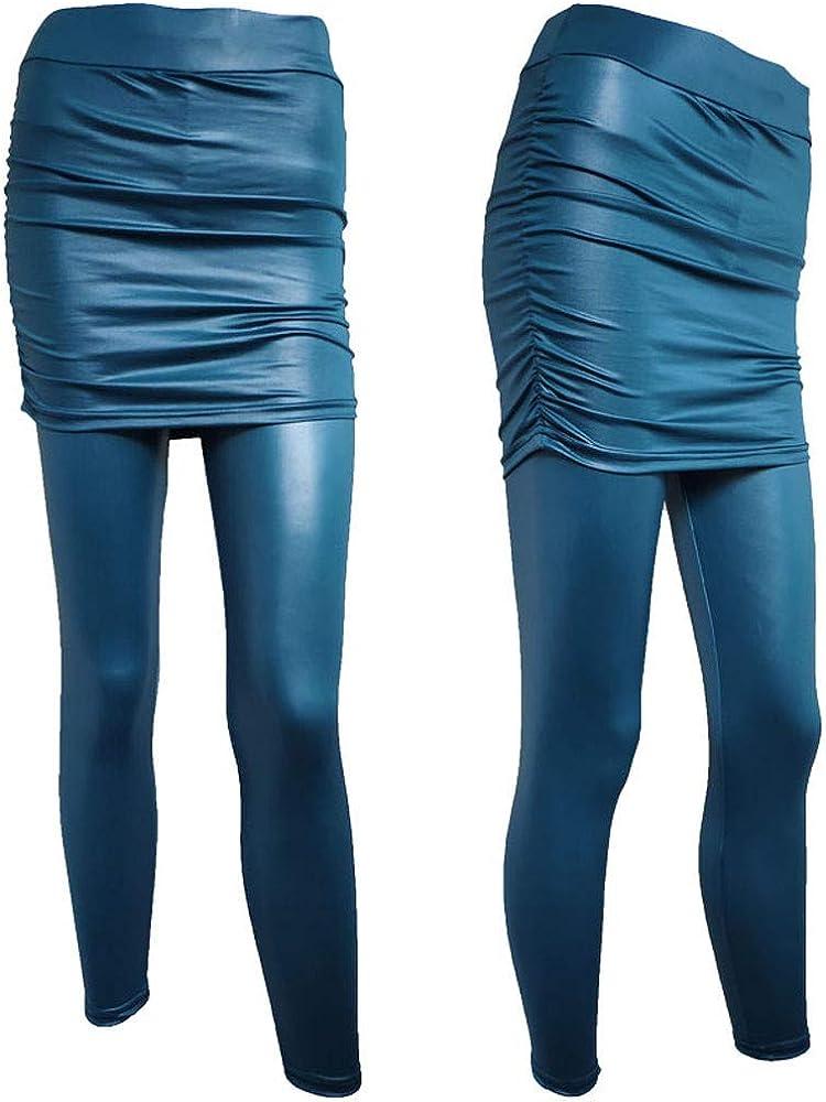 FELZ Pantalon Largo Deportivo Chicas Damas Pantalones De Falda De ...