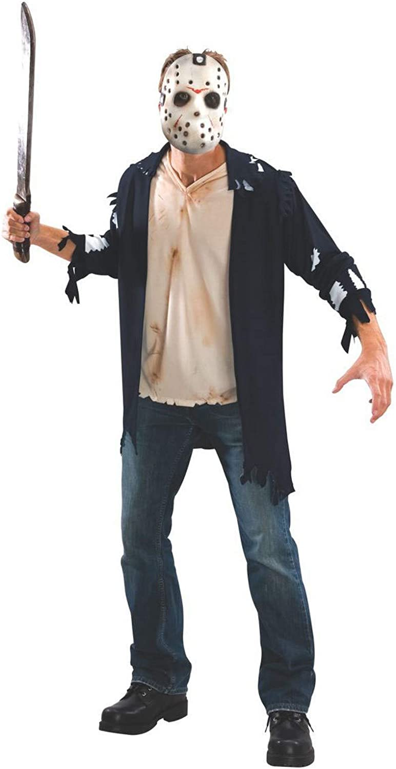 Jason Voorhees Adult Costume Friday the 13th