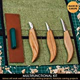 BeaverCraft S15 Whittling Wood Carving Kit - Wood