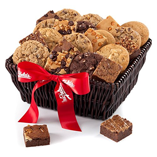 Mrs. Fields Brownie & Cookie Gift Basket