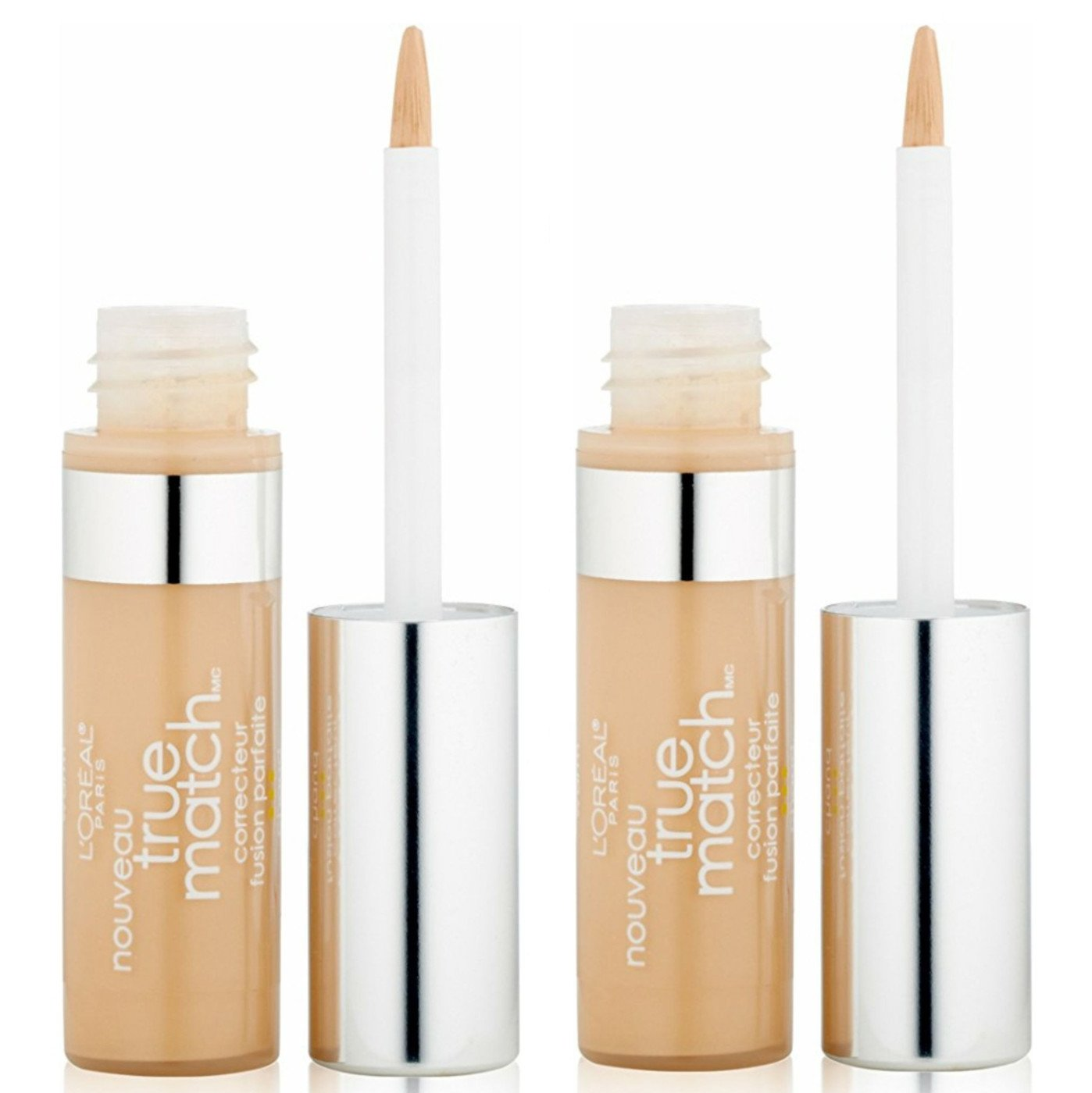 L'Oréal Paris True Match Super-Blendable Concealer, Light/Medium Warm, 0.17 fl. oz. L' Oreal Paris Cosmetics 17004