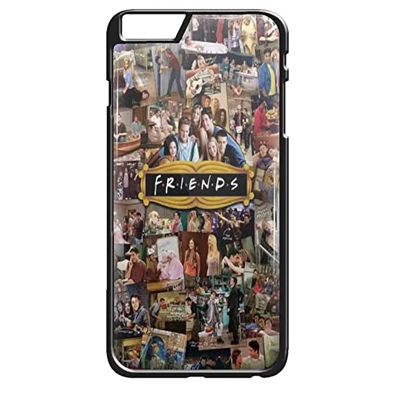 wholesale dealer 0c302 990fc Friends Tv Show collage For iPhone case and samsung galaxy case (iPhone 6  Plus Black)