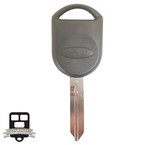 Ford Oem Transponder Chip Ignition Master Key Ford Logo  Grv Ipats Rfid Jewel