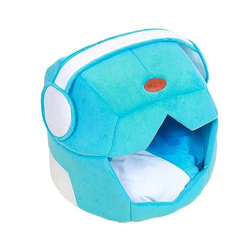 ANPI Space Cap - Caseta para Mascotas, Cama Plegable para ...