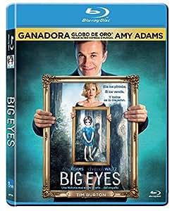 Big Eyes (Bd) [Blu-ray]