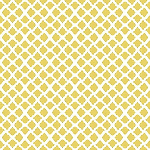 Wallpaper For Less 03-583-12 Tallisman Contact Paper, Gold