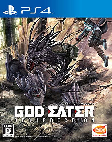 GOD EATER RESURRECTION [通常版]の商品画像