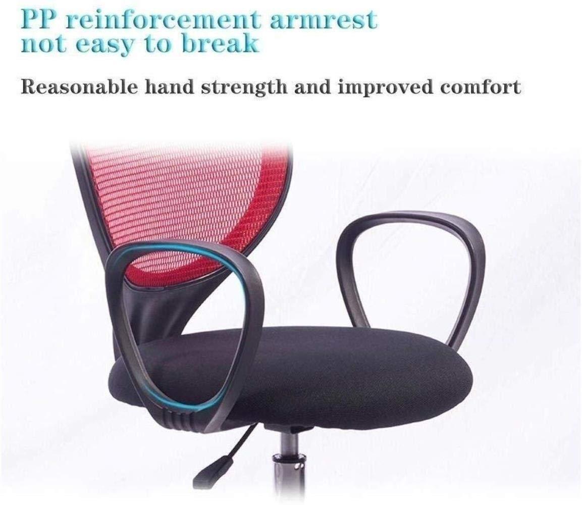 Barstolar Xiuyun svängbar stol – miljövänlig, datorstol baksida hem möte stol, bekväm för mobil kontorsstol spelstol, en bra uppgift stol skrivbordsstol (färg: F1) F2