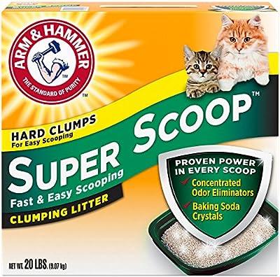 Arm & Hammer Super Scoop Fresh Scent