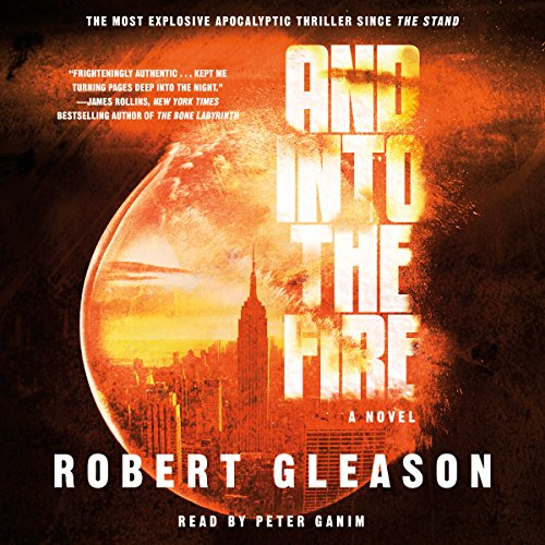 And into the Fire by Macmillan Audio