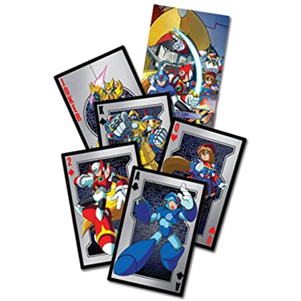 Buy Megaman X4 Playing Cards Online at Low Prices in India