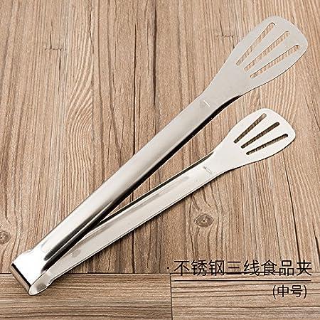 Pince de Nourriture Outil Cuisine en Silicone Clip Buffet Lavable
