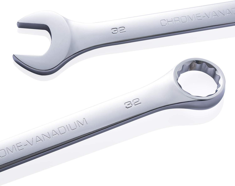8mm Metric Convy GJ-0001 Combination Wrench Chrome Vanadium Steel