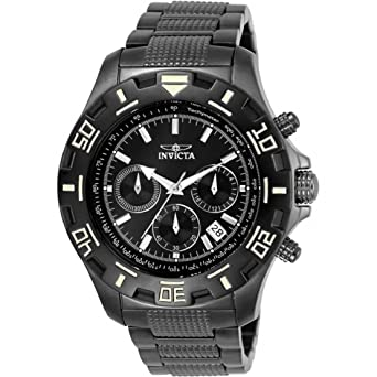 3a443a822 Invicta Men's 6412 Python Collection Stainless Steel Watch with Link  Bracelet