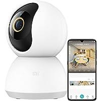 Mi 360° 1296P Resolution Home Security Camera 2K Global-White