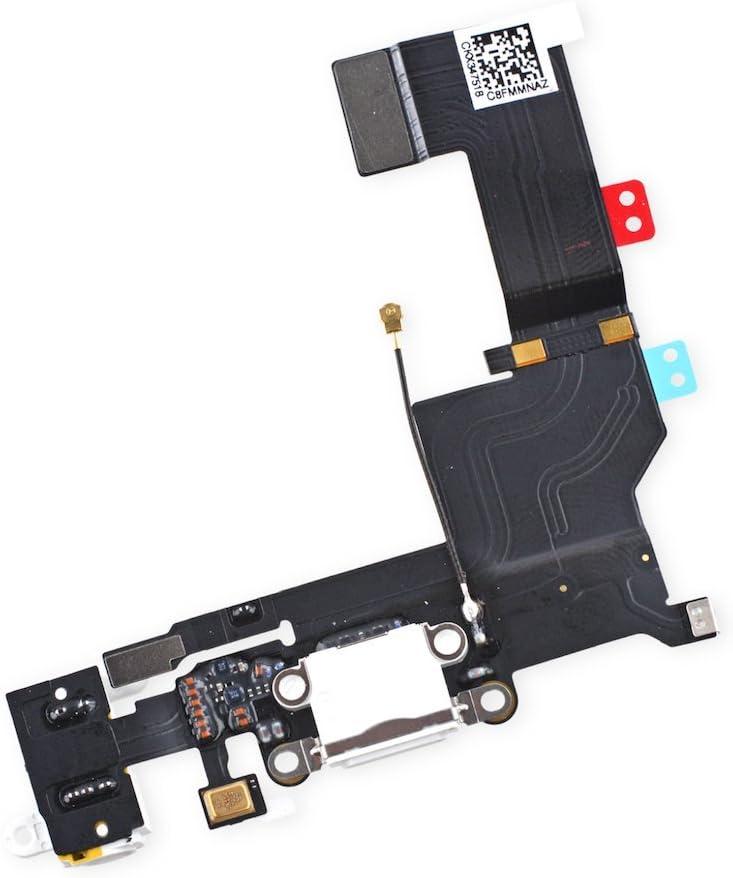 NAPPE DOCK conector de carga + Jack + Micro blanco para ...