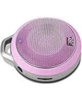 JBL Micro Wireless Ultra-Portable Speaker with Wireless Bluetooth Connectivity (Pink)