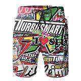 Pphy Graffiti Hip-hop Colorful Mens Boardshorts Swim Trunks Men Running Board Shorts Jersey