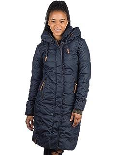 Naketano Female Jacket Legs up, face down Black, L: Bekleidung
