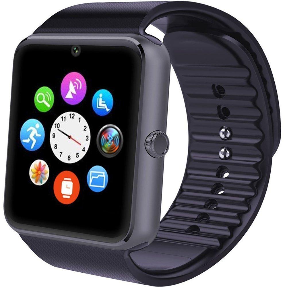 Reloj inteligente Willful smartwatch android con Bluetooth Fitness Tracker con...