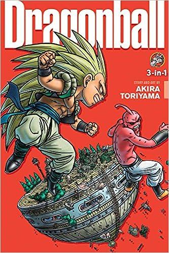 Amazon Dragon Ball 3 In 1 Edition Vol 14 Includes Vols 40