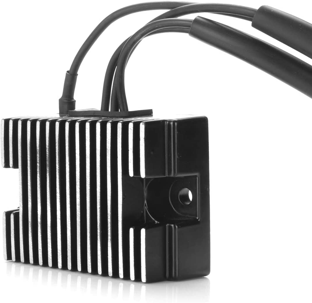 LKV Replacement Voltage Regulator Rectifier Fit for 2004-2006 Harley-Davidson Sportster 1200 2004-2006 Harley-Davidson Sportster 883 74523-04