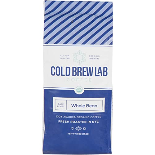 Cold-Brew-Lab-Organic-Whole-Bean-Coffee,-1-LB-Bag,-Dark-Roast-Colombian-Supremo