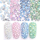 Sparkly Opal Rhinestones for Nails 3D Nail Art