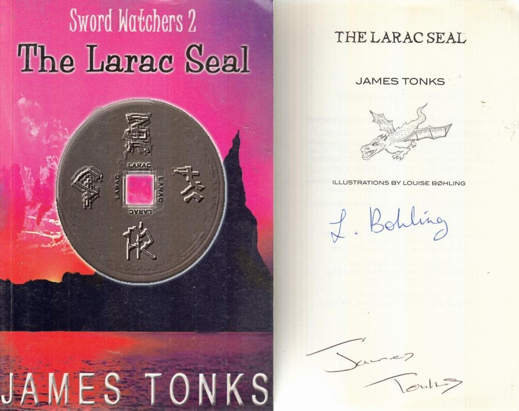 Download The Larac Seal (Sword Watchers) pdf epub