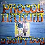A Salty Dog - Procol Harum LP