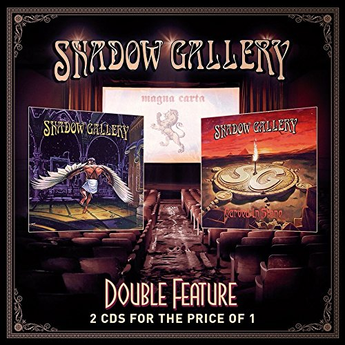 (Shadow Gallery: Double Feature)