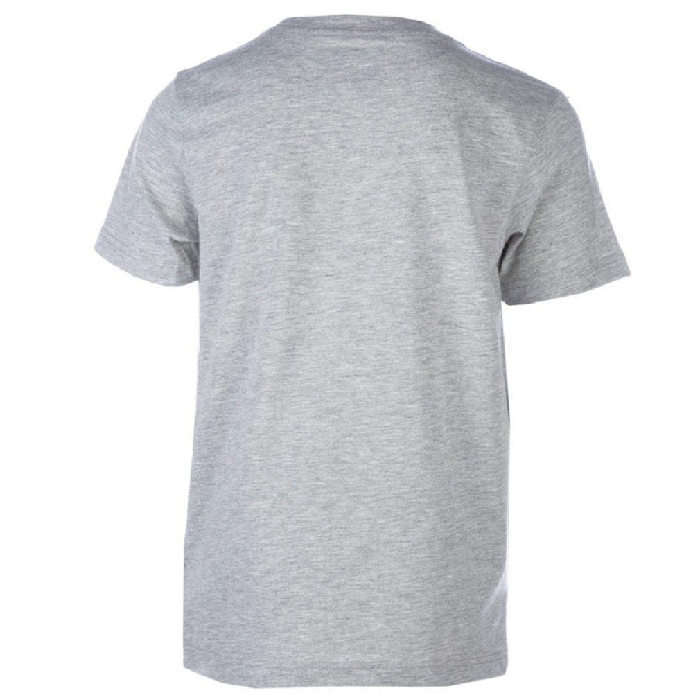 Converse Boys Chuck Taylor All Star T Shirt Grey 10001980