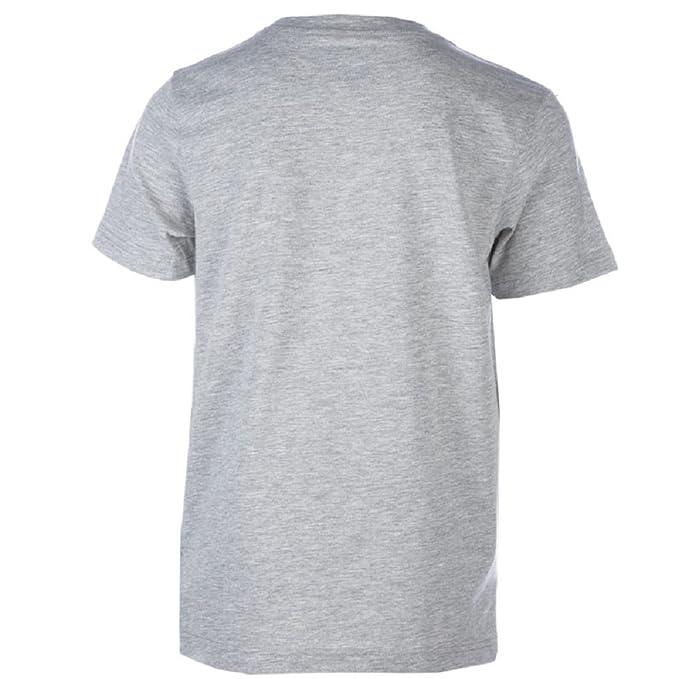 Converse Boys Chuck Taylor All Star T-Shirt Grey 10001980-035 ...