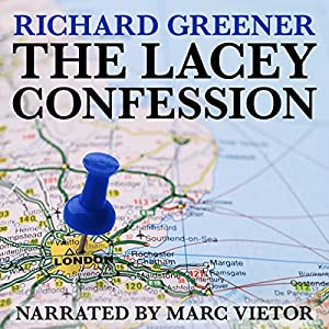 The Lacey Confession Hörbuch