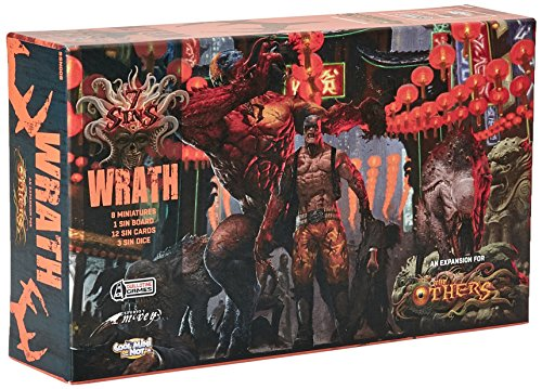 Cool Mini or Not The Others Wrath Box Board Game