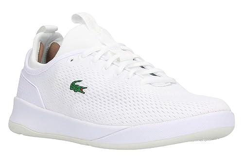 Zapatilla LACOSTE LT Spirit 2,0 118-1 65T Blanco 41 Blanco: Amazon.es: Zapatos y complementos