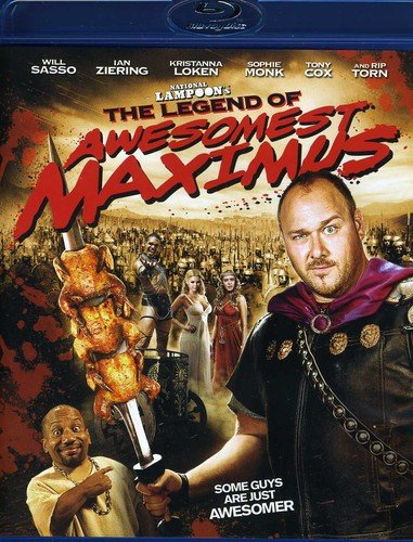 Blu-ray : National Lampoon's The Legend Of Awesomest Maximus (Dolby, AC-3, Subtitled, Widescreen)