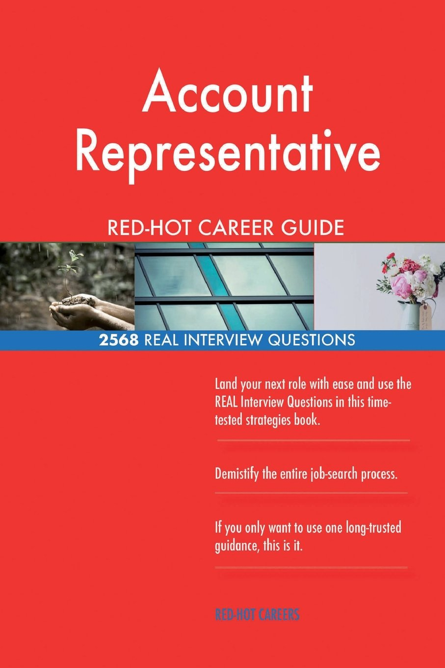 Download Account Representative RED-HOT Career Guide; 2568 REAL Interview Questions PDF