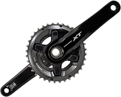 Shimano Deore XT FC-M8000-2  Chainring 34T BB for 34-24T Crankset 2x11 speed