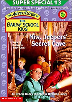 Book Mrs. Jeepers' Secret Cave (Bailey School Kids Super Special #3)