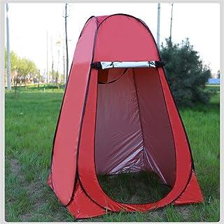 KCJMM Tente de Plage, Tente de Camping Portable Tente de Douche Tente de Toilette Tente de la Plage en Plein air Camping Bain de pêche