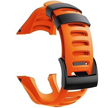 NotoCity Compatible con Correa Suunto Ambit 3, Silicona Reloj de ...