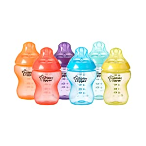 Tommee Tippee Closer to Nature Bottles Review